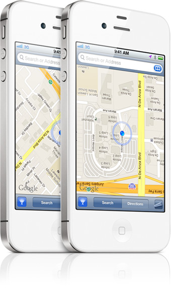 Map On Iphone
